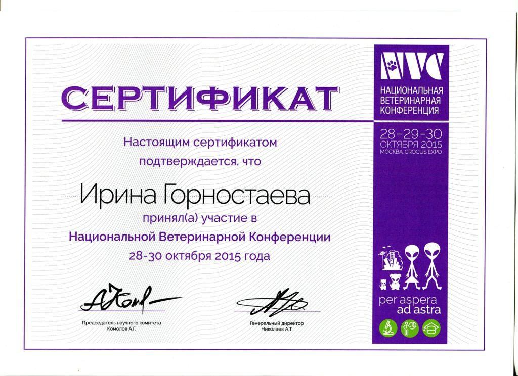 2015 NVC