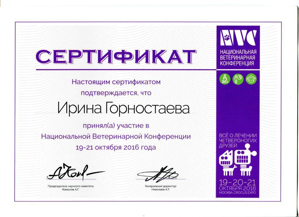 2016 NVC